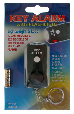 Key Alert with Flashlight