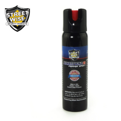 4 oz Pepper Spray TWIST LOCK Lab Certified