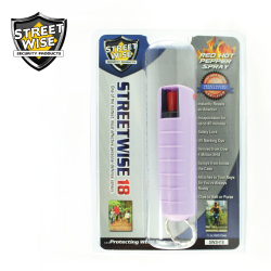 1/2 oz HARDSHELL Pepper Spray LAVENDER Lab Certified