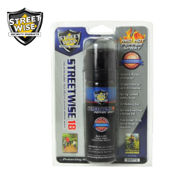 3 oz Pepper Spray FLIP TOP Lab Certified