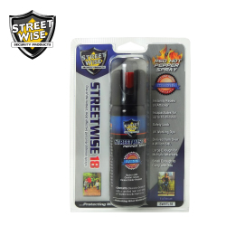 3 oz Pepper Spray TWIST LOCK Lab Certified