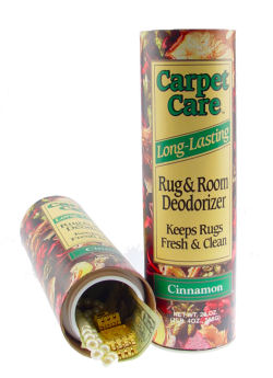 Can Safe-Rug & Room Deodorizer Hides in plain sight